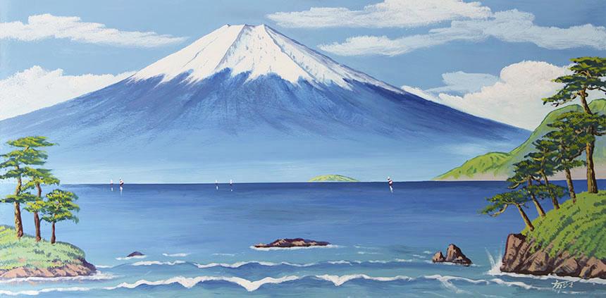画像1: 12海富士山