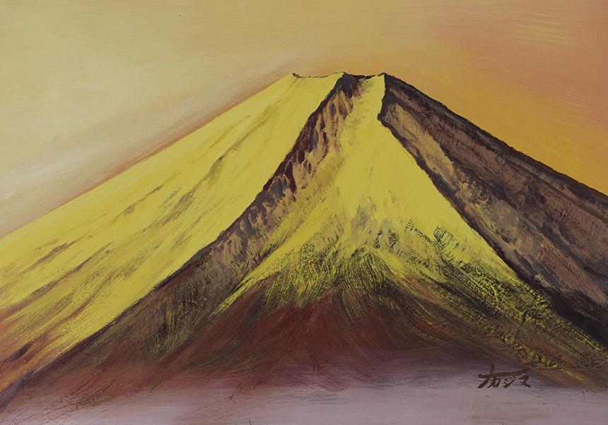 画像1: 16金富士山-頂上