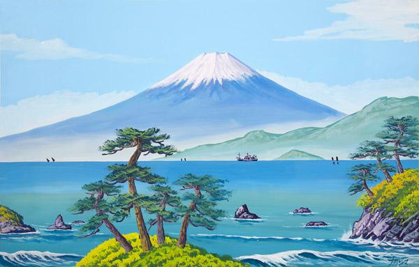 画像1: 3夏の富士山
